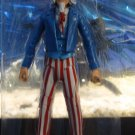 DC Universe Classics 2012 UNCLE SAM FIGURE Loose 6 Inch DCUC Signature Coll.
