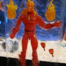Marvel Legends 2017 HUMAN TORCH FIGURE Loose 6 Inch Fantastic Four Walgreens Exclusive