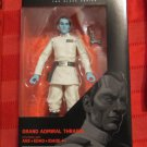 Star Wars Black 2017 GRAND ADMIRAL THRAWN FIGURE 6 Inch Rebels Heir to Empire 47