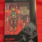 Star Wars Black 2017 MAZ KANATA FIGURE 6 Inch Scale Last Jedi Force Awakens 49