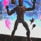 Marvel Legends 2018 VIBRANIUM BLACK PANTHER Figure Loose 6 Inch Walmart Ex.