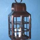 barn light style post lantern