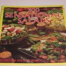 OLD COOKBOOKLET 300 SENSATIONAL SALADS LUCINDA BERRY