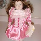 PRINCETON GALLERY VALERIE VICTORIAN PORCELAIN DOLL