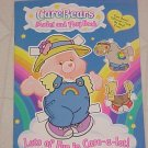 BRAND NEW CARE BEARS MODEL & PLAY ACTIVITY BOOK