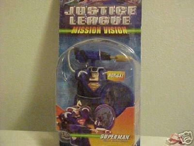 NEW JUSTICE LEAGUE SUPERMAN ACTION FIGURE w/WEAPON