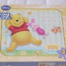 NEW WINNIE THE POOH & PIGLET FUN IN THE SUN PUZZLE