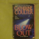 PB BOOK BLOWOUT BY CATHERINE COULTER FBI THRILLER