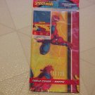 BRAND NEW SPIDERMAN PLASTIC PARTY TABLECOVER TABLECLOTH