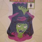 BRAND NEW HALLOWEEN JOINTED WITCH WALL DECORATION