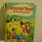 OLD KIDDY BOOK THE BOBBSEY TWINS IN THE COUNTRY L. HOPE