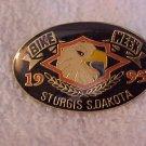 1995 STURGIS SOUTH DAKOTA BIKE WEEK TACK HAT PIN