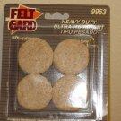 "NEW SHEPHERD BRAND HEAVY DUTY 8 SELF-ADHESIVE 1-1/2"" DIAMETER FELT GARDS #9953"
