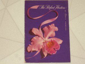 VINTAGE BOOK 1946 THE PERFECT HOSTESS BY NANCY PRENTISS ENTERTAINING KNOW HOW