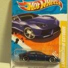 BRAND NEW in Package Hot Wheels 2011 Models Blue Lamborghini Estoque