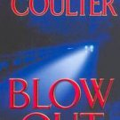 PAPERBACK BOOK BLOWOUT BY CATHERINE COULTER FBI THRILLER REAL PAGE TURNER