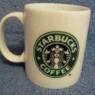 Advertising Starbucks 9 oz Ceramic Coffee Mug Cup Microwave & Dishwasher Safe