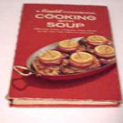 Vintage Mid Century Hardcover Cookbook Cooking With Campbell Soup Recipes Food