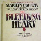 Vintage Paperback Book The Bleeding Heart Marilyn French Novel Romance Hearbreak
