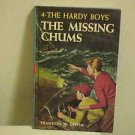 VINTAGE CHILDRENS SERIES BOOK THE HARDY BOYS THE MISSING CHUMS DIXON