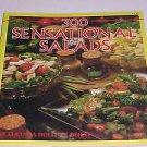 Vintage Cookbooklet 300 Sensational Salads By Lucinda Berry Recipes Cookbook