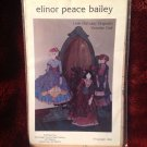 Elinor Peace Bailey Victorian Doll Pattern Uncut 1984 Vintage 28 Inch Dolls