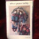 Elinor Peace Bailey Pierro & Pierrette Doll Pattern Uncut 1982 Vintage Dolls
