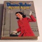 Vintage Childrens Book Donna Parker Special Agent Marcia Martin Whitman 1957