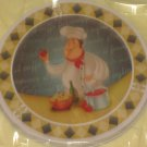 Stove Burner Covers NEW Set of 4 Italian Chef Pattern 2 Each Large & Small