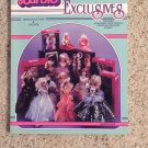 Vintage Book Barbie Exclusives Identification & Values 1995 Softcover Margo Rana