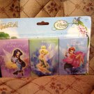 New Disney Tinker Bell & Fairy Friends 3 Boxes 28 Color Crayons Art Draw Create