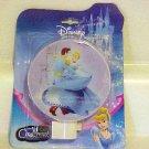 New Disney Princess Cinderella & Prince Safety Rotary Shade Electric Night Light