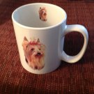Coffee Tea Mug Yorkshire Terrier Yorkie Dog 10 Ounce Taskets Puppy