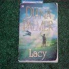 Lacy by Diana Palmer Paperback Book Romance Novel 1920s Texas Drama Love