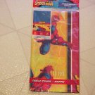 Spiderman Marvel Tablecloth Hallmark Plastic Party Tablecover New Super Hero