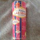 Shot Glass Welcome Las Vegas Nevada Pink Barware Advertising Shotglass Home Bar