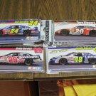 NEW 8 Sets NASCAR Note Cards Jeff Gordon Kevin Harvick #29 Tony Stewart #20