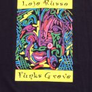 T-shirt Black Lojo Russo Funks Groove Size 2XL XXL Colors in My Head Too Loud