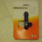 New in Package AT&T Cell Phone Car Charger with USB Port Compatible Many Brands