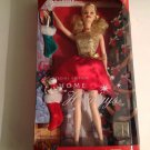 NRFB Barbie Home For the Holidays Mattel Doll 2001 Target Special Ed Christmas