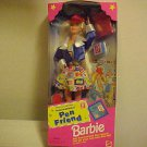 NRFB Barbie Doll 1995 International Pen Friend Mattel New in Box Blonde 13558