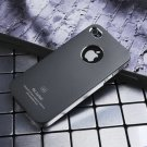 Air Jacket iPhone 4 4 S ultra-thin metal grind arenaceous case apple mobile phone cases gray