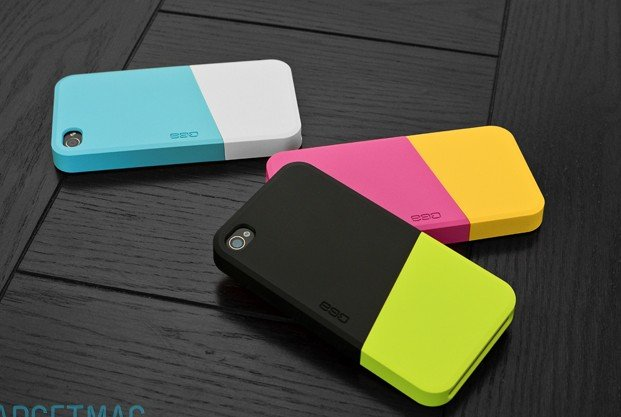 New South Korea ego individual character iphone4s combination following apple 4 phone