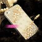 Apple and HTC 4 iphone4 lucky grass phone sets following Case Cover diamond diy 4 s