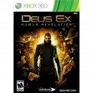 Deus Ex: Human Revolution (360), New [Ships free]