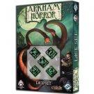 Arkham Horror Dice Set Black/Green (5d6) [Ships free]