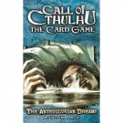 Call of Cthulhu LCG Asylum Pack: The Antediluvian Dreams [Ships free]