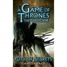 A Game of Thrones LCG: City of Secrets [Ships free]