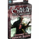 Call of Cthulhu LCG: Journey to Unknown Kadath [Ships free]
