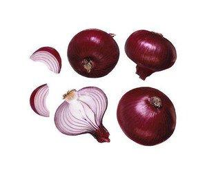 Red Onion (Allium Cepa ) 200 Fresh Seeds